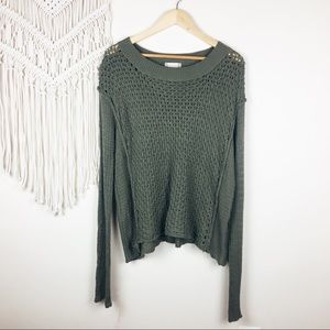 Altar'd State • Loose Knit Sweater